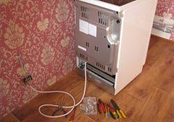 Подключение электроплиты. Реутовские электрики.
