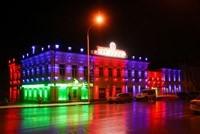 Наружное освещение: архитектурное освещение зданий и фасадов в г.Реутов